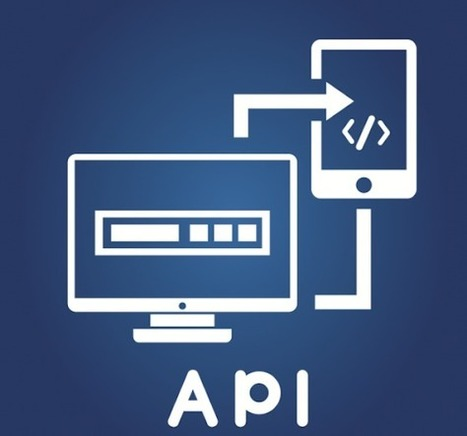The API-economy is coming and fast | Enterpreneurship | Scoop.it