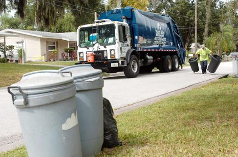 City residents pay 66% more than county dwellers for trash - Tbo.com   Chemical Bonding   Scoop.it