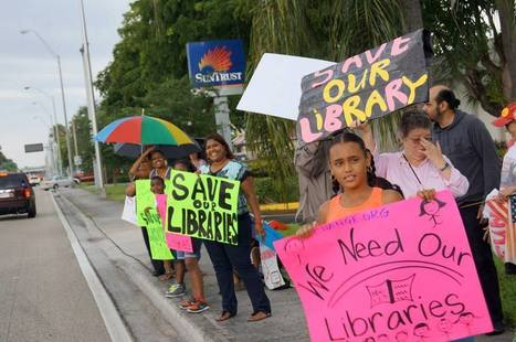 Can This Social Media Campaign Save More Miami-Dade Public Libraries?   social musings   Scoop.it