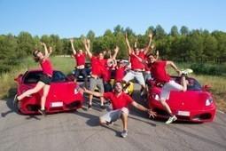 Conducir un Ferrari en Circuito GT Pasion | GT Pasion | Celebra | Scoop.it