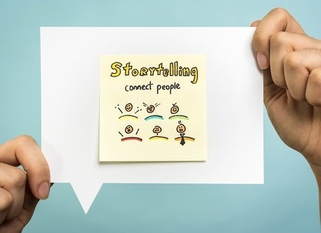 8 Ways to Become a Better Storyteller Through Social Media | MarketingHits | Scoop.it