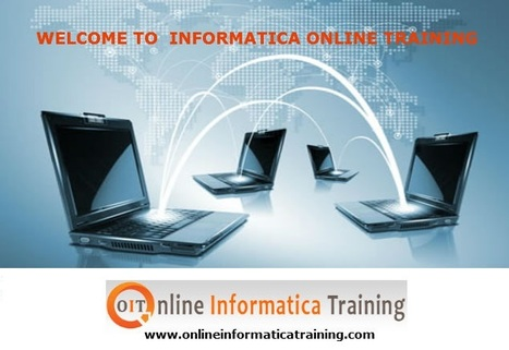 Get Knowledge on IT courses Under the guidance of IT Experts | Build your bright career with online training by online informatica training institute | Scoop.it