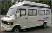 Tempo Traveller 8 Seater | Golden Triangle Tour Package | Scoop.it
