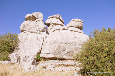 The Torcal de Antequera, Malaga : Unbelievable Karst Topographies | Living in Southern Spain | Scoop.it
