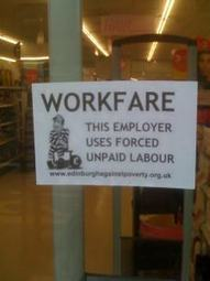 Tax-Payer Funded Charity Workfare Subsidy Tops £50 Million! | Welfare, Disability, Politics and People's Right's | Scoop.it