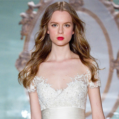 Bridal A-List: Tell Us Your 5 Favorite Looks From Bridal Fashion Week | Something Beautiful | Scoop.it