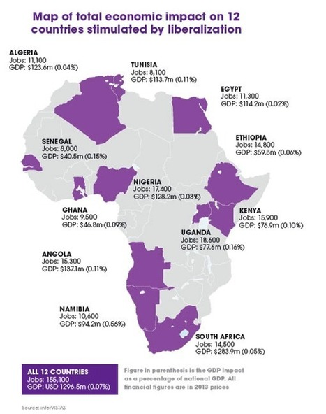Why greater air connectivity is critical for Africa - How We Made It In Africa | @Newslink Kusuntu Partners | Scoop.it