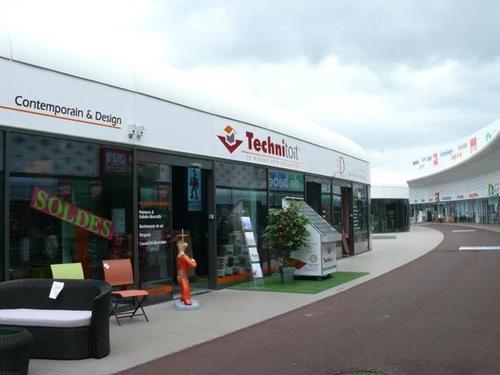 Découvrez la 1ere Boutique Technitoit dans l'Atoll à Angers (49)