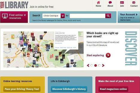 Not by the book: the new Edinburgh libraries | Articles | FutureGov - Transforming Government | Education | Healthcare | Bibliotheek 2.0 | Scoop.it