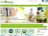 Aromaaz International - OzBusiness | Essential Oil,Avocado Carrier Oil,Basil Essential Oil,Bergamot Essential Oil | Scoop.it