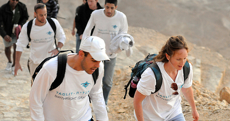 Birthright's Second-Time Shift | Jewish Education Around the World | Scoop.it