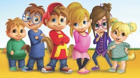 TBI VISION | Nickelodeon signs up for Alvinnn! and The Chipmunks | Ouido-Productions | Scoop.it