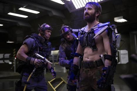 Damon robotot hergel az év sci-fijében | Sci-Fi Chronicle | Scoop.it