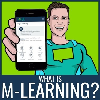 What is mLearning? | Educacion, ecologia y TIC | Scoop.it