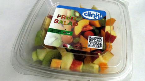 Produits frais: une étiquette pour détecter l'altération - Agro Media | Actualité de l'Industrie Agroalimentaire | agro-media.fr | Scoop.it