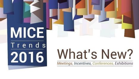 What are the 2016 MICE Trends ? | Riverdance | Scoop.it