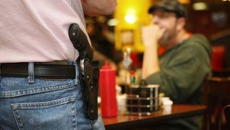 #HURRAY - 'Texas set to approve open carry of handguns, seen as win for gun-rights activists' | News You Can Use - NO PINKSLIME | Scoop.it