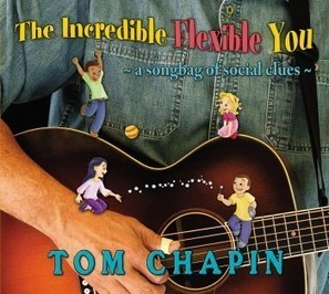 Tom Chapin's The Incredible Flexible You: Emphasizing Social Cues with Music - Baristanet   Children's Music Songs and Videos   Scoop.it