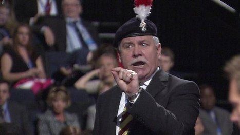 Tories remove Army cuts hecklers | Welfare, Disability, Politics and People's Right's | Scoop.it