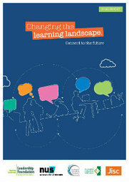 Leadership Foundation: Changing the Learning Landscape | Mobilization of Learning | Scoop.it
