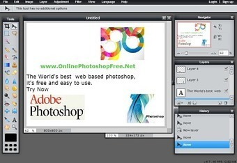 Online Photoshop Free - Web Based Photo Editor | Video Training, Webinars und Screencasts - Internet und Video | Scoop.it