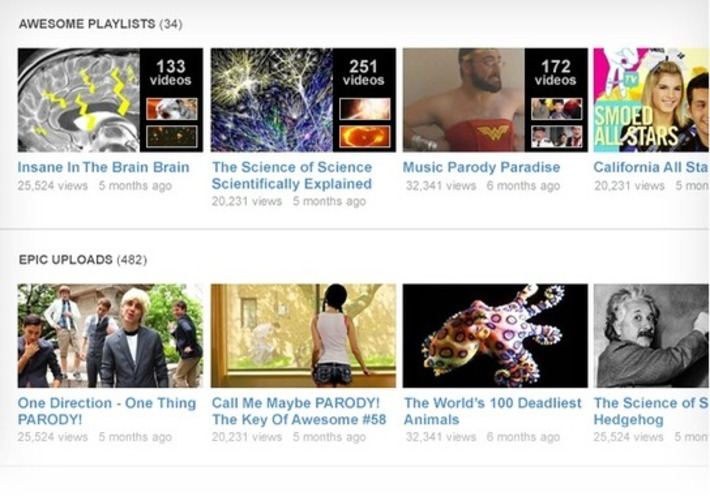 Curate Your YouTube Channel with YouTube One Channel | YouTube Tips and Tutorials | Scoop.it