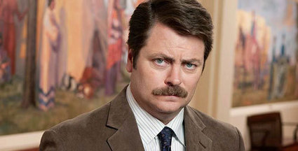 Actor Nick Offerman to Perform at Cornell - Cornell University The Cornell Daily Sun (blog) | Cornell | Scoop.it