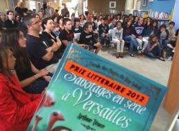Prix littéraire : le lauréat 2012 à la rencontre de ses lecteurs : Onet-le ... | PRIX LITTERAIRE D'ONET A LIRE | Scoop.it