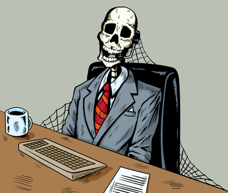 Sitting for long periods of time is the cause of 4 percent of deaths worldwide | Psychology and Health | Scoop.it