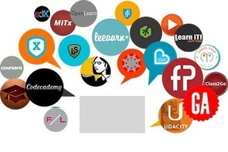 Free Education Sites & Online Learning Courses & Providers | Degreed | Keep learning | Scoop.it