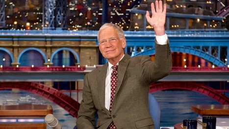 David Letterman: More Fun Than Humans Should Be Allowed To Have | The Scoop on Voiceover | Scoop.it