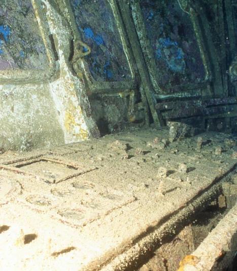 10 Shipwrecks Frozen In Time   mocochocodotcom   DiverSync   Scoop.it