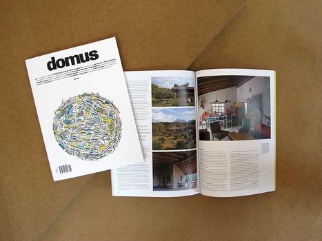Domus México 06 | Sumario | The Nomad | Scoop.it