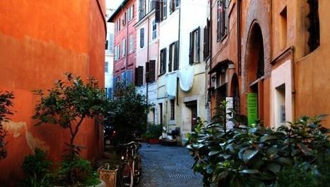 B. : Top 5 delle vie più strane di Roma   Thatsamoreitalia   TRAVEL JOURNAL   Scoop.it