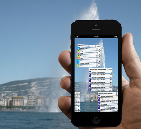 Departures Switzerland App | Water fuel technology | Scoop.it