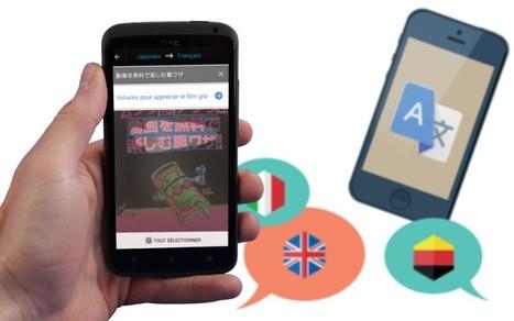 Tutoriel : comment traduire une conversation à la volée | mlearn | Scoop.it