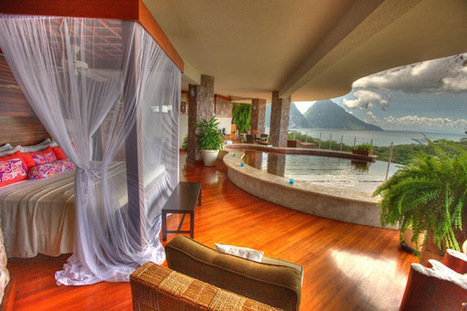 St Lucia's Top Caribbean Luxury Resort Offers Free Night | Caribbean Island Travel | Scoop.it