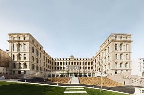 A Marseille, un nouvel avenir s'écrit pour l'Hôtel Dieu - Réalisations - LeMoniteur.fr | Géographie : les dernières nouvelles de la toile. | Scoop.it