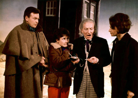 Nov. 23, 1963: Doctor Who Materializes on BBC | Transmedia: Storytelling for the Digital Age | Scoop.it