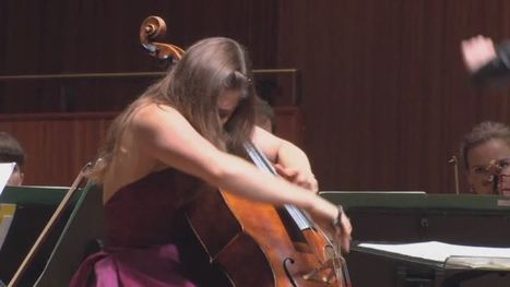 Interview with Star Cellist, Alisa Weilerstein - Play - Sydney Opera House Video Portal | Africa, Europe and Australia | Scoop.it