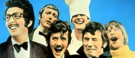 Monty Python Reuniting For Sci-Fi Farce Absolutely Anything | Giant Freakin Robot | Writing Darkly | Scoop.it