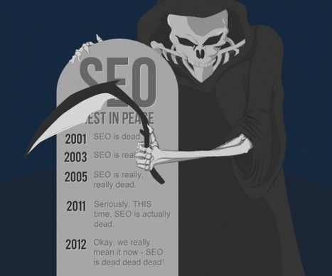 SEO Is Dead and Ready to Rise from Its Own Ashes   Search Engines and Social Media   Scoop.it