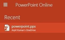 3 Best Tools To Open PowerPoint Files Online | Digital Presentations in Education | Scoop.it