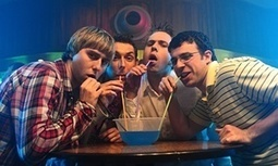 Inbetweeners creators sign Film4 deal to make four comedy features | Film news for AS and A2 | Scoop.it