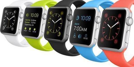 « Il va se vendre 10 millions d'Apple Watch en 2015 » | Technology | Scoop.it
