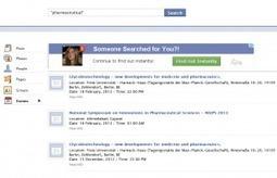 FBSearch. Un moteur de recherche pour Facebook. | Les outils du Web 2.0 | Scoop.it