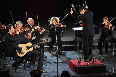 Vienne | Le flamenco sublime le classique | Tourisme en pays viennois | Scoop.it