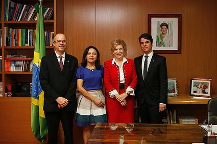 Ministério da Cultura - Parceria entre MinC e Sebrae - Notícias Destaques   Mídias Culturais   Scoop.it