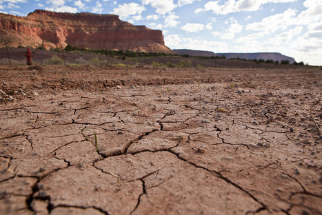 California's Drought Is Part of a Much Bigger Water Crisis | Sustain Our Earth | Scoop.it