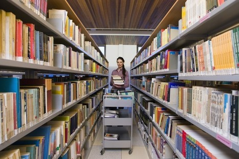 Turns out most engaged library users are also biggest tech users | The Rundown | PBS NewsHour | Modern Literacy | Scoop.it